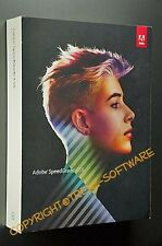 Adobe Speedgrade cs6 VERSIONE COMPLETA INGLESE WINDOWS boxversion-IVA CS 6