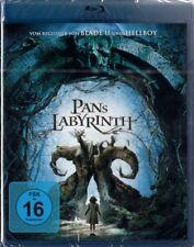PANs LABYRINTH (Sergi Lopez, Maribel Verdu) Blu-ray Disc NEU+OVP