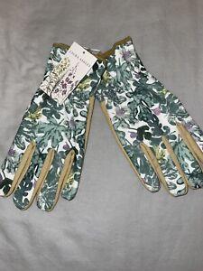 BNWT Laura Ashley Gardening Gloves
