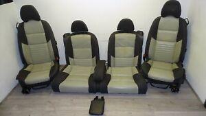 2009 VOLVO C30 2.0D R-DESIGN LEATHER INTERIOR SEATS