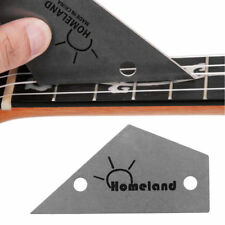 Fret Rocker Level Tool Stainless Steel Luthiers Guitar Diagnostic Tool Supplies
