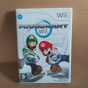Mario Kart Wii * Complete * UK PAL Format * Nintendo Racing game *
