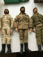 GI Joe figures, vehicles, helicopter & equipment. Large lot - more than pictured