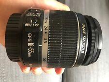 Canon EF 18-55mm F/3.5-5.6 lente STM IS