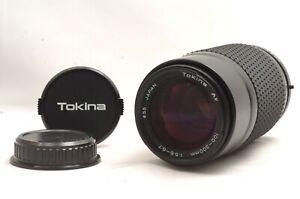 @ Ship in 24 Hours @ Discount! @ Tokina AF 100-300mm f5.6-6.7 Zoom Pentax K Lens