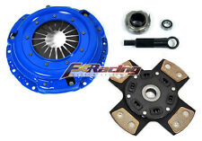 FX 4-PUCK STAGE 3 CERAMIC CLUTCH KIT for 1990-1991 ACURA INTEGRA B18 RS LS GS