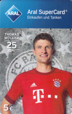 ARAL SUPERCARD, THOMAS MÜLLER, 25, FC BAYERN MÜNCHEN, 5-fach Payback-Punkte