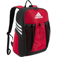 Adidas Utility Field Red Soccer Backpack - Model 5144372