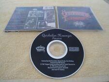 CD QUICKSILVER - MESSENGER SERVICE - EDSEL RECORDS  1967/1986 black Label RAR