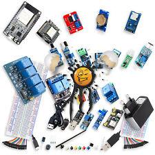 ESP principiante Mega Set + 300 parts esp32 sensore esp8266 USB/TTL power connector