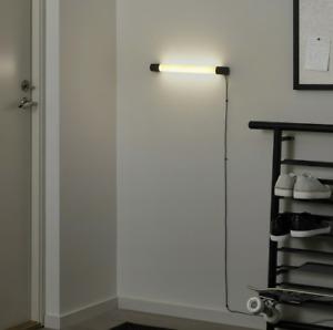 """Ikea SPÄNST Spanst Design STAMPD LED light stick 40 cm 16"""" RGB (New)"""