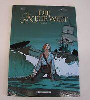 Die Neue Welt (Piredda, B.) Nr. 1-3 kpl. (Z1)