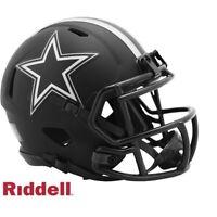 DALLAS COWBOYS 2020 NEW STYLE ECLIPSE REPLICA MINI HELMET NFL RIDDELL
