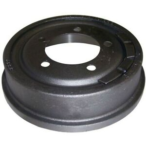 J0994306 Brake Drum Rear New for Jeep Commando Jeepster 1966-1971