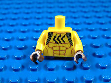 LEGO-MINIFIGURES SERIES THE BATMAN MOVIE X 1 TORSO FOR THE CATMAN FIGURE PART
