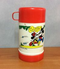 Vintage Walt Disney Mickey & Minnie Mouse  Thermos