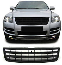 DEBADGED SPORTS BONNET GRILL FOR VW TOUAREG 7L 2002-2006 PRE-FACELIFT MODEL