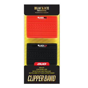 Black Ice Barber Silicone Cool Grip Cover for Andis T-Outliner & Master