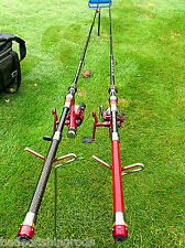 CANAL FISHING ROD COARSE FISHING FRESHWATER FISHING FEEDER ROACH PIKE CARP RUDD