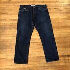 Tommy Hilfiger Selvedge Denim Straight Fit Jeans, 38/32