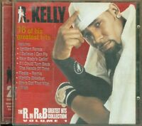 R. Kelly - The R. In R&B Greatest Hits Collection Volume 1 Bonus Disc 2X Cd