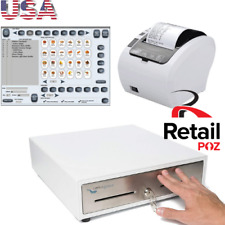 Bundle New Business Entry level POS Point of Sale System Combo Kit Retail Store