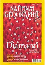 NATIONAL GEOGRAPHIC ITALIA - MARZO 2002