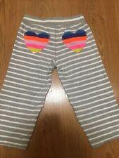 Worn Once! Mini Boden Heart Pocket Capri Pants 7