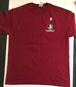 FSU FLORIDA STATE SEMINOLES T Shirt Men's Size LARGE. Free Shipping !