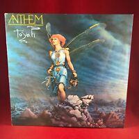 TOYAH Anthem 1981 UK Vinyl LP + INSERT EXCELLENT CONDITION original