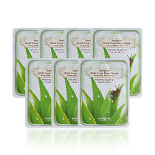 [URBAN DOLLKISS] Baviphat Snail Cure Mask Sheet 25g*7pcs / Moisture