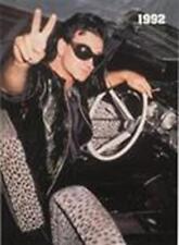 U2 Achtung Baby 1992 Q Magazine Photo