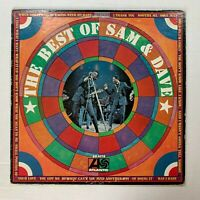 SAM & DAVE The Best Of Sam & Dave LP 1969 - Atlantic SD 8218 - VG