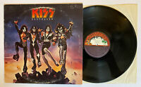 Kiss - Destroyer - 1976 US 1st Press Blue Casablanca Labels NBLP 7025 VG+++