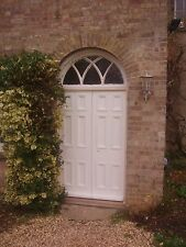 Solid Oak 6 Panel Door And Frame