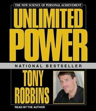 Unlimited Power : The New Science of Personal Achievement by Anthony Robbins...