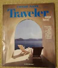 CONDE NAST TRAVELER Magazine Indulge Yourself Sri Lanka