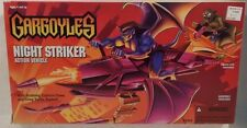 Gargoyles Night Striker Vehicle With Firing Battle Rocket By Kenner Disney MISB