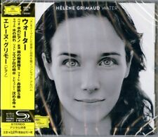 HELENE GRIMAUD-WATER-JAPAN SHM-CD F83