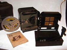 8 MM FILM projecteur RDA-Zeiss Ikon P 8-1950 ans-Pièce de collection avec fonction!