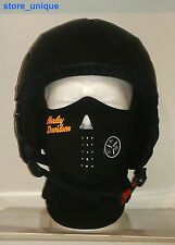 Harley Davidson Masc Mask Maske Bike Motorcycle Motorradhelm Sturmhauben 1