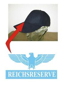 Reichsreserve Cap mit Reichsadler Mütze Baseball Cap One Size WH WK2 Wehrmacht
