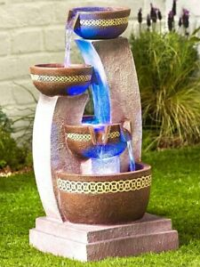 Azure Columns Kelkay Easy Fountain