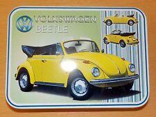 Coffret Metallique/ Boite Volkswagen Beetle (Neuf)