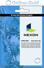 Nexon Cash CARD 20.000 - prépayé coupon avoirs carte-GIFT CARD Nexon