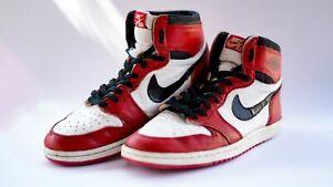 Nike  Air Jordan 1 Chicago 1985