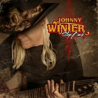 JOHNNY WINTER - STEP BACK  CD NEUF