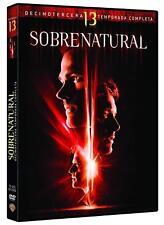 Supernatural Staffel/Season 13 deutsch DVD NEU und OVP