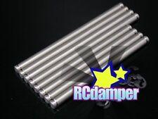 TITANIUM HINGE PIN 8PCS ASSOCIATED MONSTER GT 8.0 4.6 MGT SUSPENSION LOWER ARM