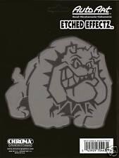 Aufkleber Bulldog Sticker Bulldogge Scheibenaufkleber